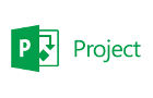 MS Project logo